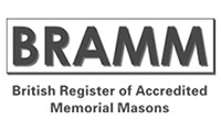 Walsh are members of the British Register of Accredited Memorial Masons